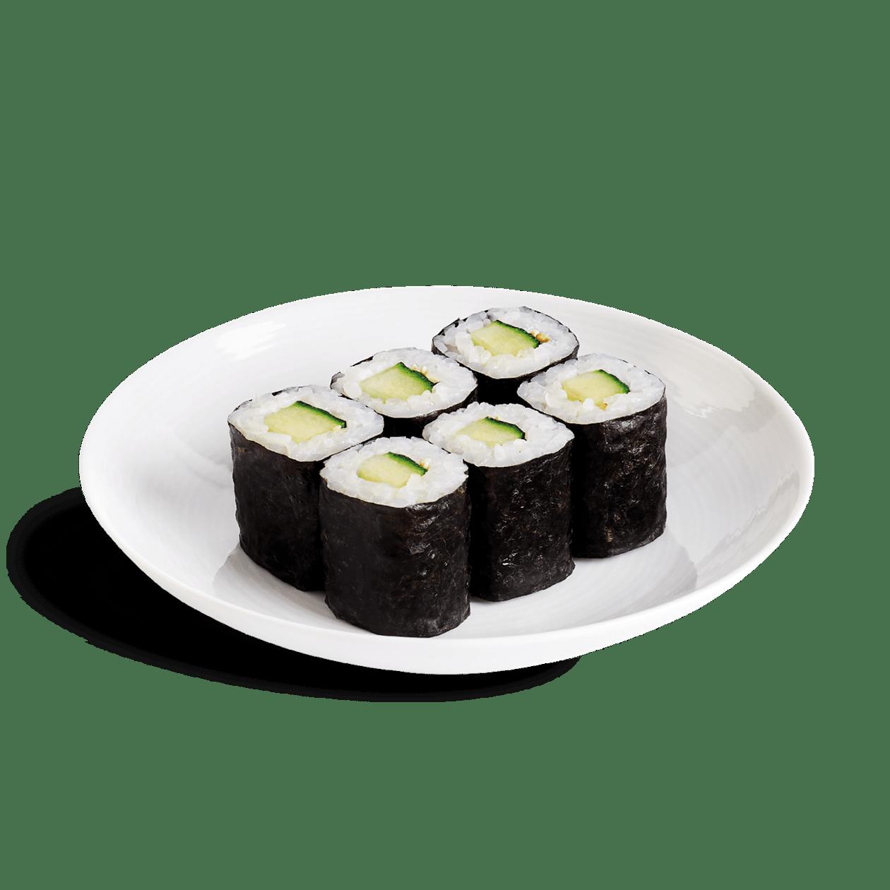 Yo Sushi Cucumber Maki
